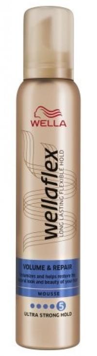 Αφρός WELLAFLEX όγκος & επανόρθωση 200ml