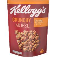Δημητριακά KELLOGG'S Crunchy Muesli classic 500gr