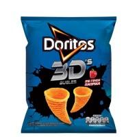 Σνακ DORITOS 3D's bugless paprika 82gr