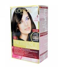 Βαφή μαλλιών EXCELLENCE creme No4 48ml (-4€)