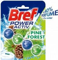 Block τουαλέτας BREF power active pine forest 50gr