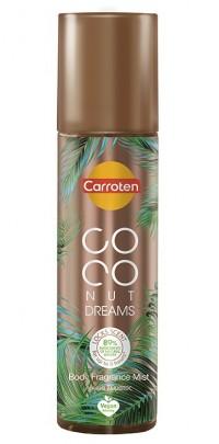 Body mist CARROTEN coconut dreams 200ml