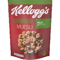 Δημητριακά KELLOGG'S Crunchy Muesli fruits 500gr