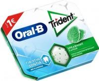Τσίχλες TRIDENT Oral b δυόσμος 17gr