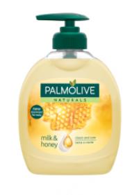 Κρεμοσάπουνο PALMOLIVE naturals μέλι-γάλα αντλία 300ml