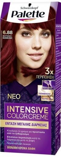 Βαφή μαλλιών PALETTE semi-set N.6.88