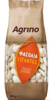Φασόλια AGRINO γίγαντες εισαγωγής 500gr