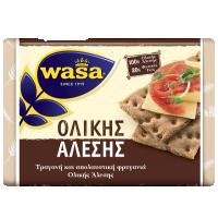 Φρυγανιές WASA ολικής άλεσης 260gr
