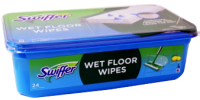 Υγρά πανάκια καθαρισμού SWIFFER wet sweeper 24τμχ