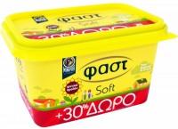 Μαργαρίνη ΦΑΣΤ soft classic 250gr (+30% δωρεάν προϊόν)
