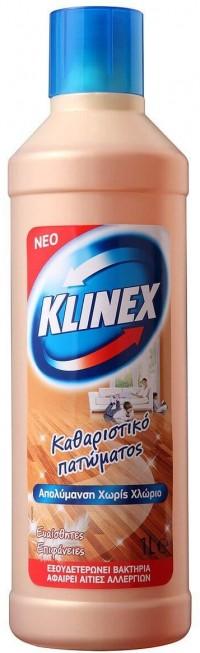 Καθαριστικό πατώματος KLINEX ευαίσθητες επιφάνειες 1lt