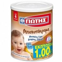 Κρέμα παιδική ΓΙΩΤΗΣ μπισκοτόκρεμα 300gr (-1€)