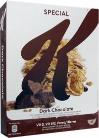 Δημητριακά KELLOGG'S SPECIAL K Dark Choco 290gr