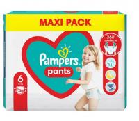 Πάνες PAMPERS Pants Maxi Pack No6 15+kg 36τμχ
