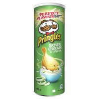 Πατατάκια PRINGLES sour cream & onion 175gr