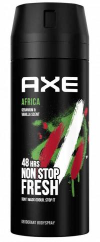 Αποσμητικά spray AXE Africa 150ml