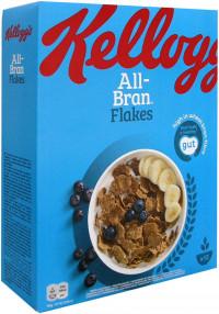 Δημητριακά KELLOGG'S ALL BRAN Flakes 375gr