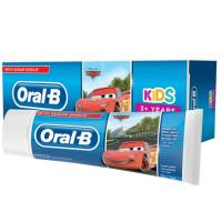 Παιδική οδοντόκρεμα ORAL B stages disney cars 75ml
