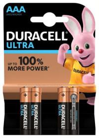 Αλκαλικές Μπαταρίες DURACELL Ultra Power ΑΑΑ