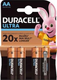 Αλκαλικές Μπαταρίες DURACELL Ultra Power ΑΑ