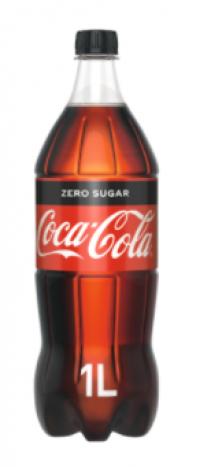Αναψυκτικό COCA COLA zero 1lt