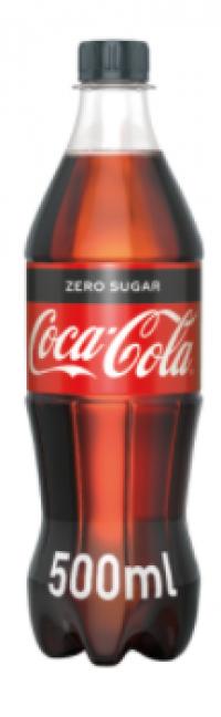 Αναψυκτικό COCA COLA zero 500ml