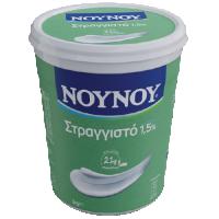 Γιαούρτι ΝΟΥΝΟΥ στραγγιστό 1,5% 1kg