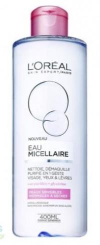 Νερό ντεμακιγιάζ GARNIER Micellaire για όλες τις επιδερμίδες 400ml