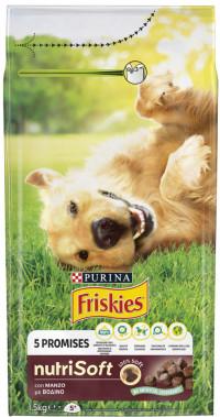Σκυλοτροφή FRISKIES ξηρή nutrisoft 1,5kg