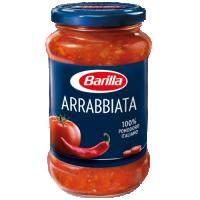 Σάλτσα BARILLA Arrabbiata 400gr