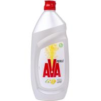 Υγρό πιάτων AVA Perle χαμομήλι & λεμόνι 900ml