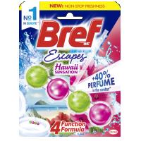 Block Τουαλέτας BREF Escapes Hawaii 50gr
