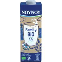 Γάλα ΝΟΥΝΟΥ Family bio πλήρες 1lt