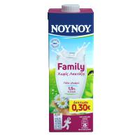 Γάλα ΝΟΥΝΟΥ Family χωρίς λακτόζη 1lt (-0,30€)