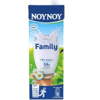 Γάλα ΝΟΥΝΟΥ Family πλήρες 1,5lt