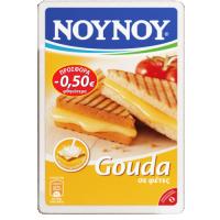 Τυρί ΝΟΥΝΟΥ Gouda σε φέτες 200gr (-0,50€)