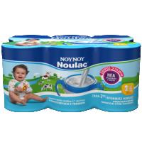 Γάλα ΝΟΥΝΟΥ Noulac συμπυκνωμένο Prebiotic 6x400gr