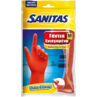 Γάντια SANITAS ενισχυμένα medium
